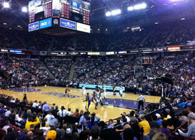 Get Limousine for Sporting Events Like Kings Basketball
