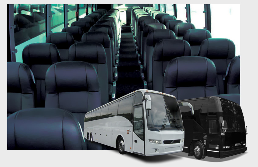 Motor Coaches, Forward facing seats